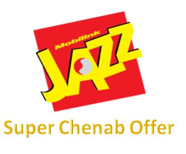 Jazz Super Chenab Offer