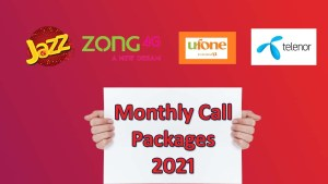 Monthly Call Packages