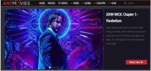 Best Website ANTMOVIES.TV to Download Free Movies