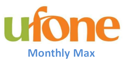 Ufone Monthly Max