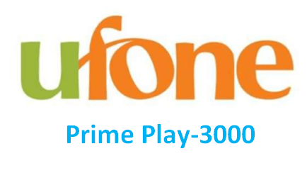 Ufone Primeplay 3000