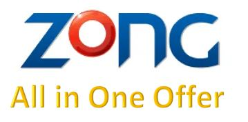 Zong All in One Package
