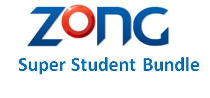 Zong Super Student Bundle