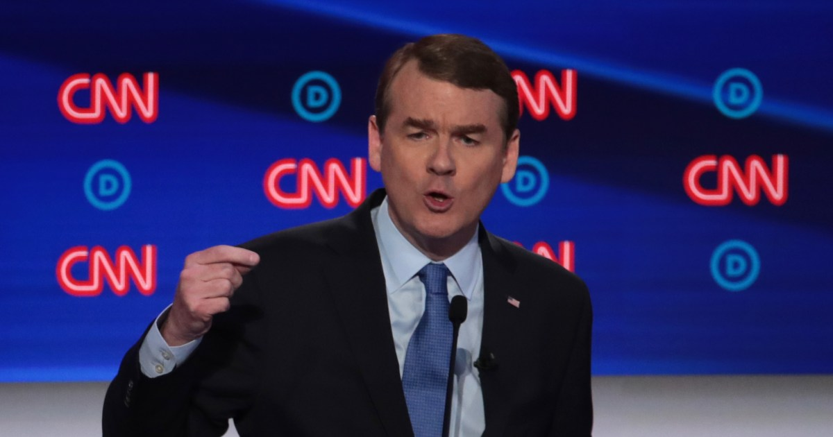 Health Industry Lawyers and Lobbyists Seem to Really Like Michael Bennet