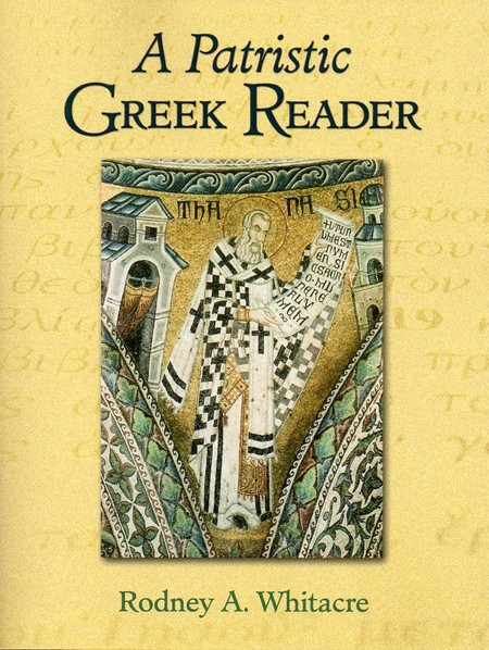 Whitacre, A Patristic Greek Reader