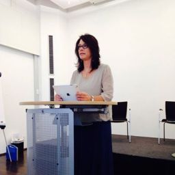 Giving My Graduating Reading - Berlin, Germany