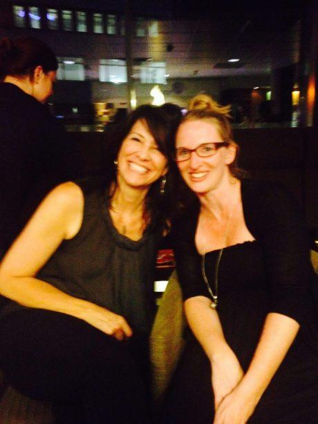 With Writer & Graduate Christi Kelly