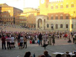 "Siena ""Square"" - Italy"