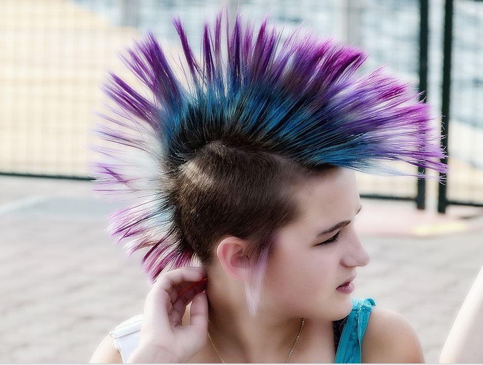 Spikes Iros Und Co Die Besten Punk Frisuren Read The Trieb