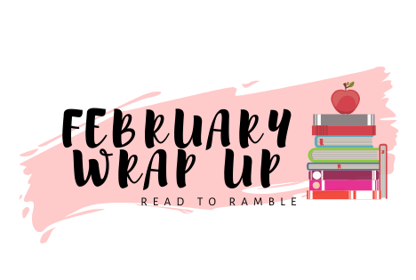 The Hype-A-Thon Readathon, February Wrap Up and March Announcement