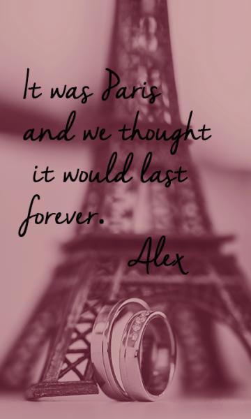 Alex Book One Promo Card