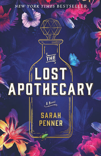 The Lost Apothecary- Cover