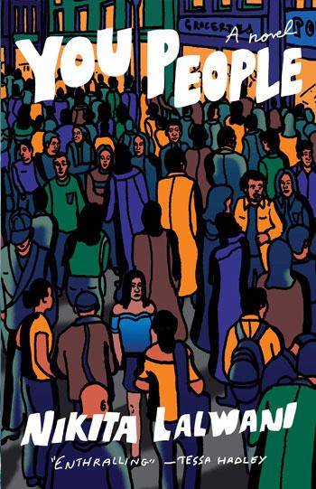 You People by Nikita Lalwani-Cover