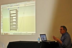 Bob Lang teaches SketchUp in Atlanta