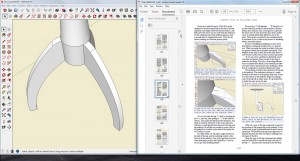 """New Woodworker's Guide to SketchUp"""