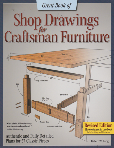 Shop Drawings For Craftsman Furniture Special Price Free