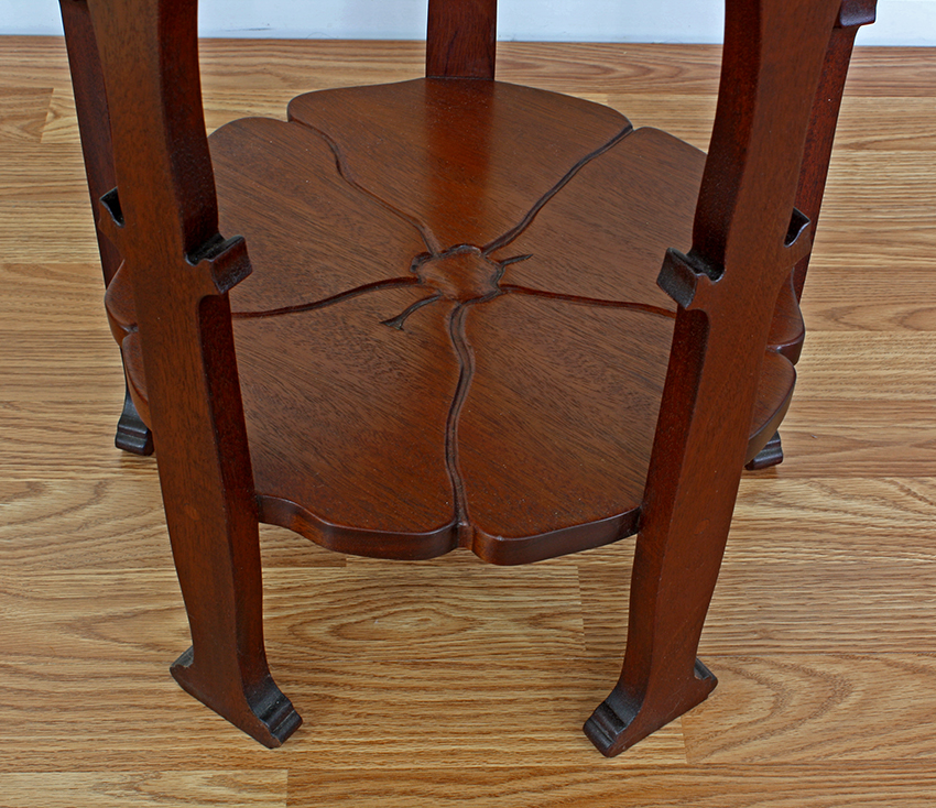 Stickley Poppy Table Reproduction by R. W. Lang