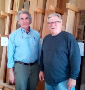 Bob Lang at Alabama Woodworkers Guild