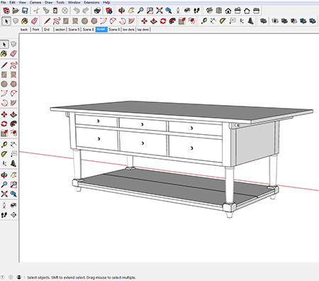 SketchUp Classes For 2017ReadWatchDo