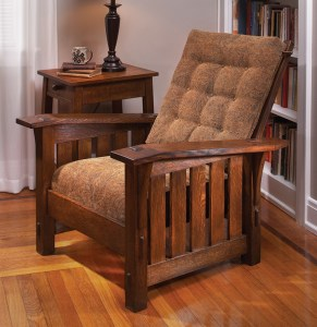 Bob Lang Morris Chair Reproduction