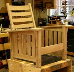 Bob Lang Morris Chair