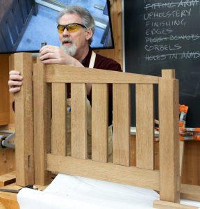 Bob Lang Morris Chair