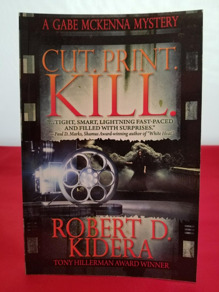 Cut. Print. Kill.