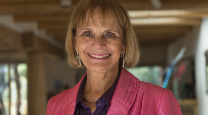 Author Anne Hillerman