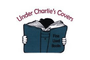 Logo for Under Charlie's Covers Bookstore