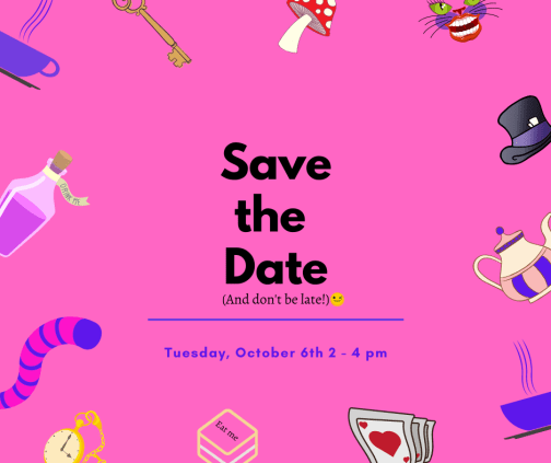 Save the date for virtual event October 6.