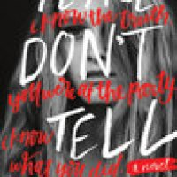 Book Review: Please Don't Tell by Laura Tims!