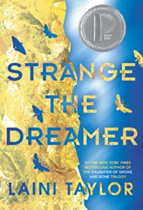 Book Review: Strange the Dreamer by Laini Taylor!