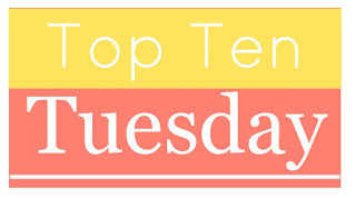 Top Ten Tuesday #85:  Most Anticipated Releases For The Second Half Of The Year