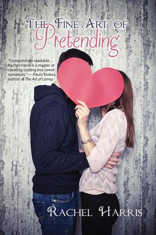ARC Review: The Fine Art of Pretending by Rachel Harris