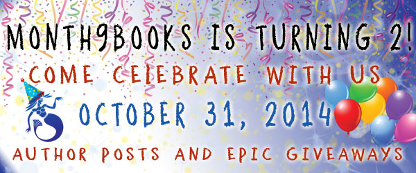 Month9Books 2nd Year Celebration! Guest Post by Nicola Marsh + Giveaway!!!
