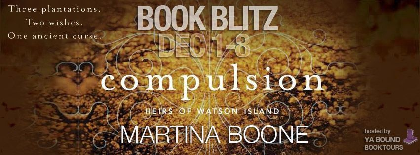 Book Blitz: Compulsion by Martina Boone + GIVEAWAY!!!