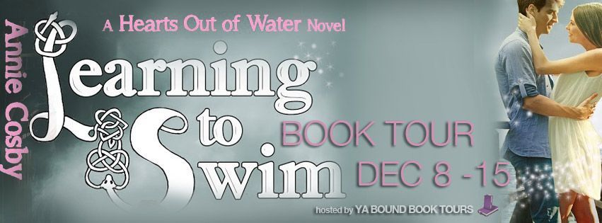 Book Blitz: Learning to Swim by Annie Cosby- EXCERPT + GIVEAWAY!!!