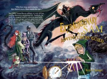 Extraordinary Sam_Kevin A Springer_Cover