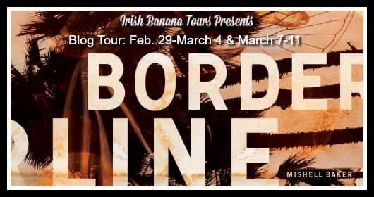 Blog Tour: Borderline by Mishell Baker Top 10 plus Giveaway!!!