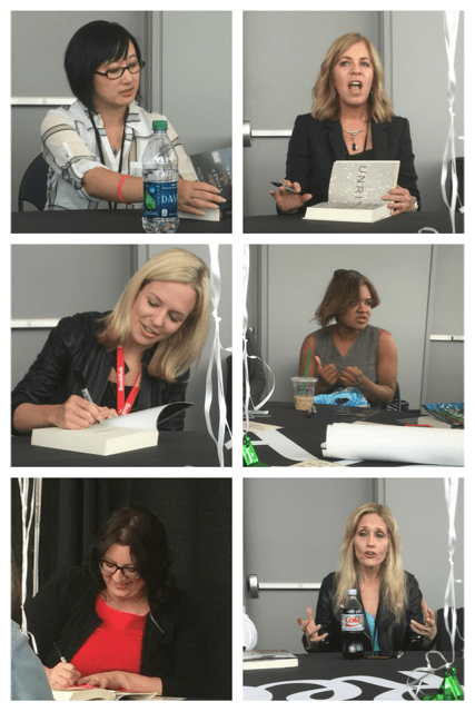 BEA 2016 Recap Part Five (aka Bookcon)!