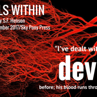 Sweet & Swanky 17ers~ Introducing…S.F. Henson w/ a Playlist + Excerpt from Devils Within!