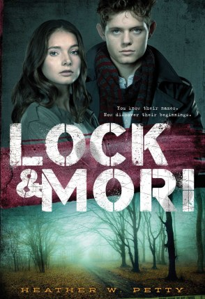 Blog Tour: Interview w/ the Author of Lock & Mori + Giveaway!!!