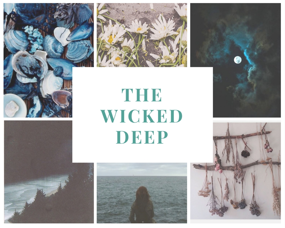 EE18ers ~ The Wicked Deep Aesthetics by Shea Ernshaw + Giveaway!