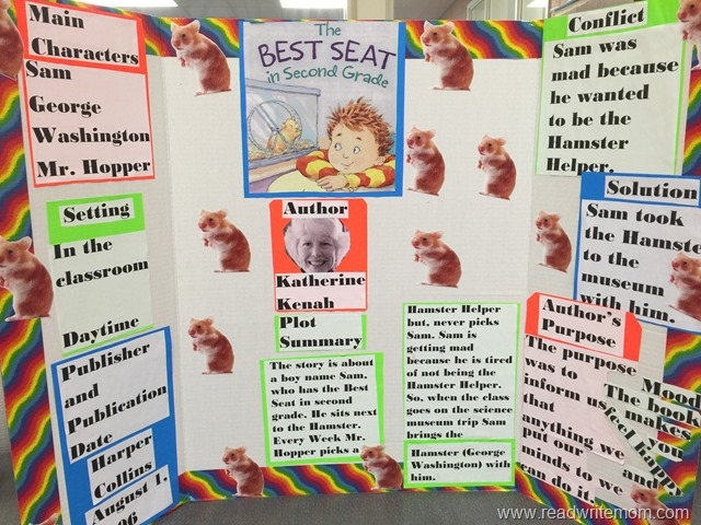 25 Reading Fair Projects For Early Elementary