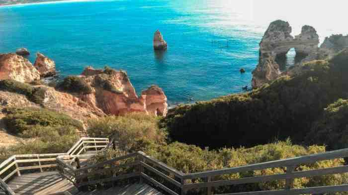 Best beaches at South Algarve - don't miss to visit one of these Top 10 beaches of South Algarve
