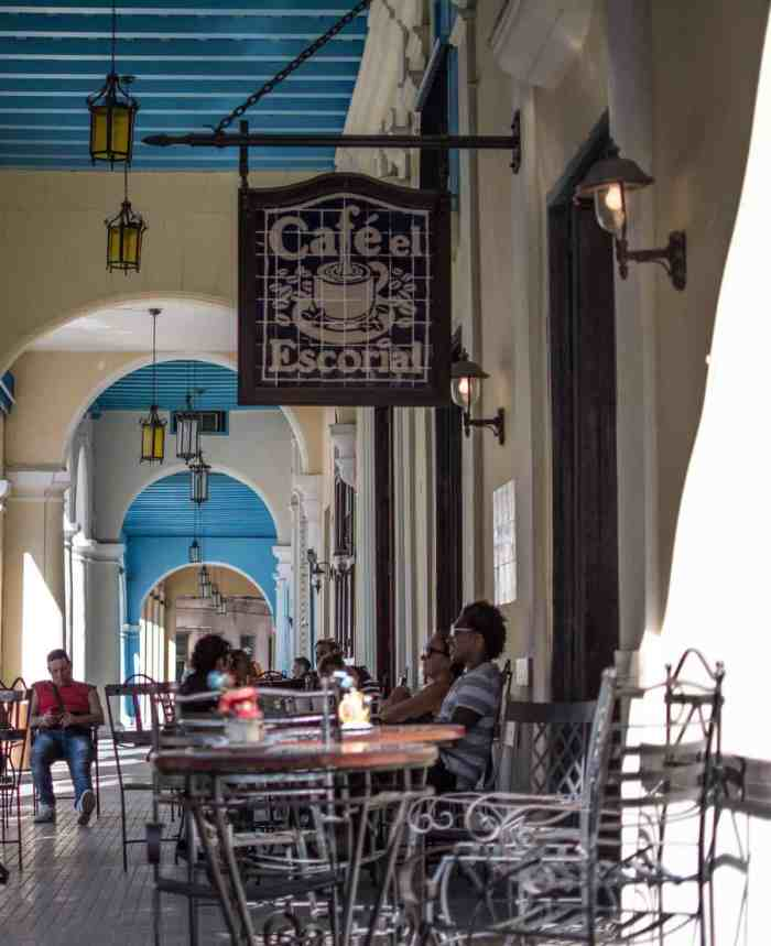 Stylish and best cafés in Havana - and the best ice cream!