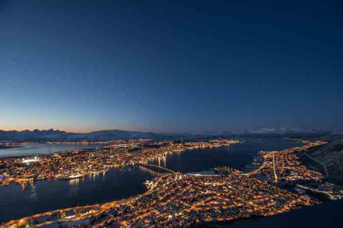 User submitted photo of Tromso