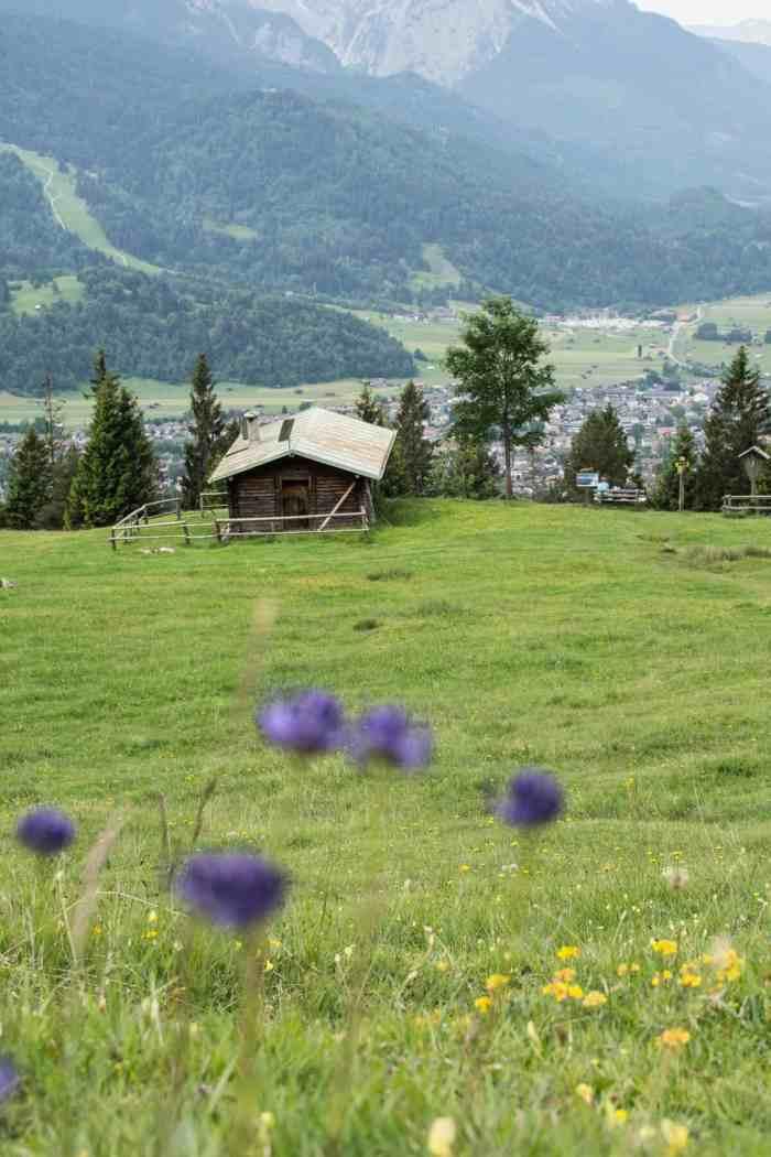 Best hikes in Bavaria, Germany - Mount Wank