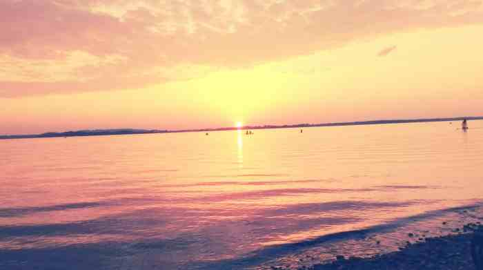 Best lakes to swim in Bavaria - Chiemsee