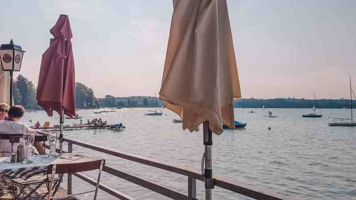 Best lakes to swim in Bavaria - Wörthsee